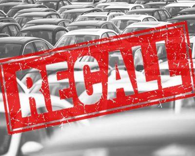 April 2020 Vehicle Recalls