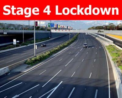 Stage 4 Lockdown